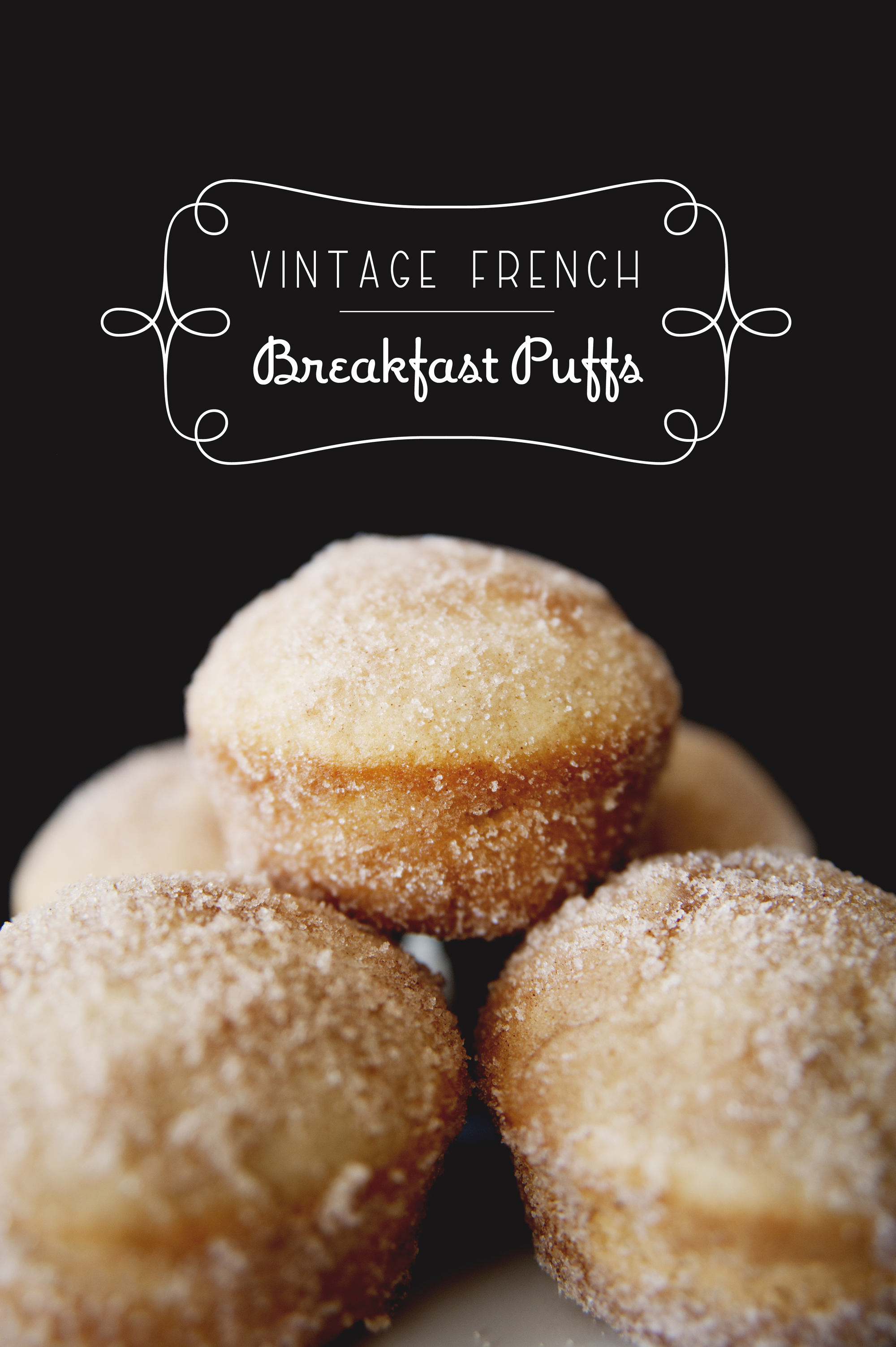 VINTAGE FRENCH BREAKFAST PUFFS // VIDEO - The Kitchy Kitchen