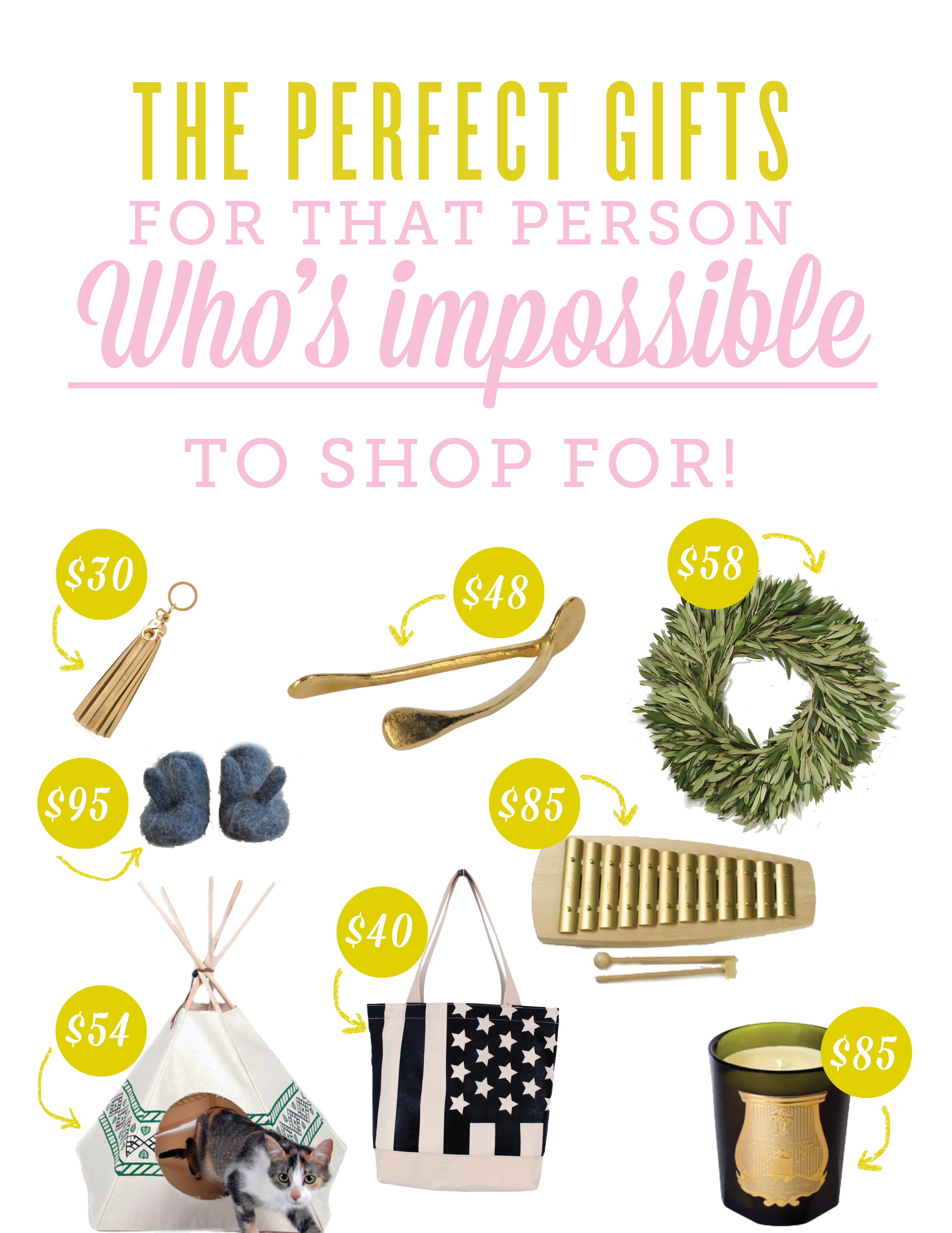 Gift Guide For The Person Who Has Everything The Kitchy