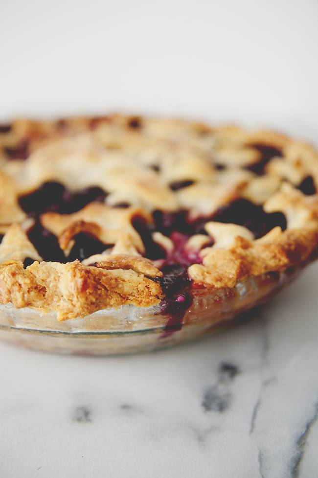 BEAR REPUBLIC BLUEBERRY SOUR CREAM CREAM PIE