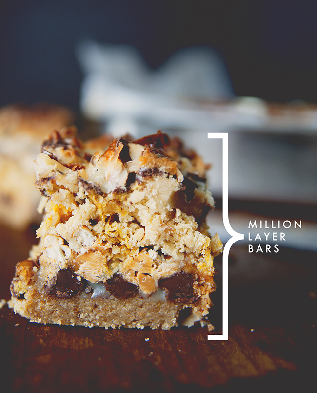 MILLION LAYER BARS // The Kitchy Kitchen