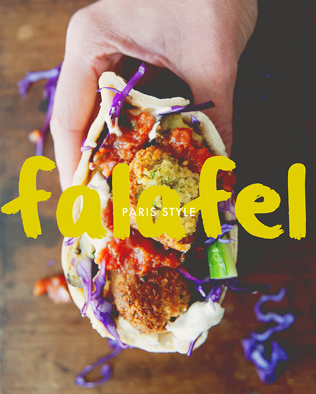 FALAFEL // The Kitchy Kitchen