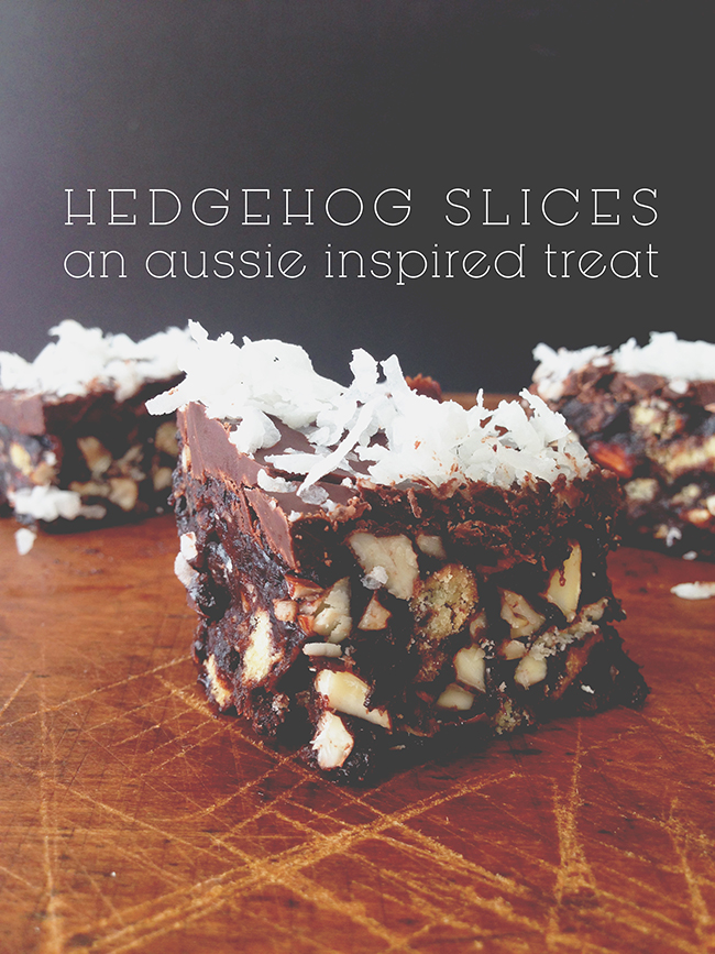 HEDGEHOG SLICES // The Kitchy Kitchen