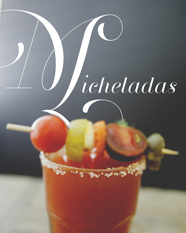 MICHELADAS // The Kitchy Kitchen