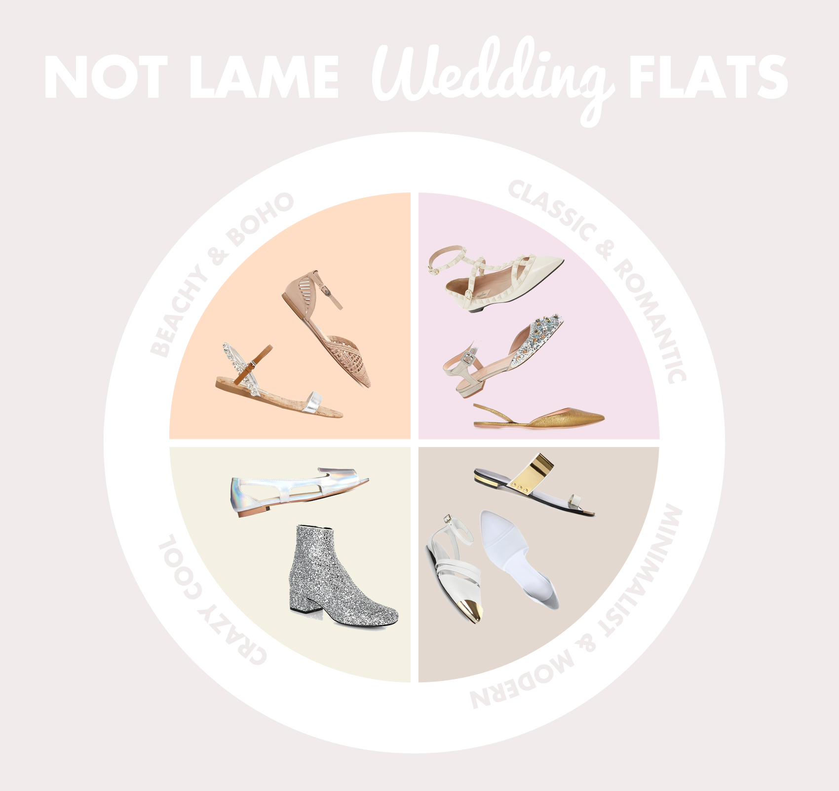 WEDDING FLATS // The Kitchy Kitchen