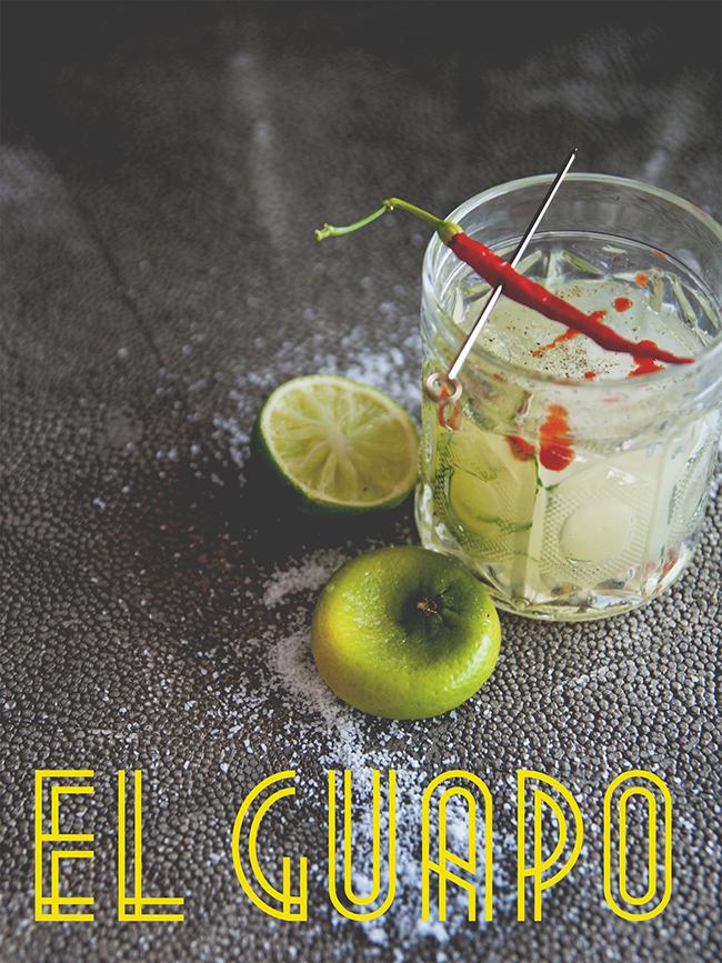 EL GUAPO // The Kitchy Kitchen