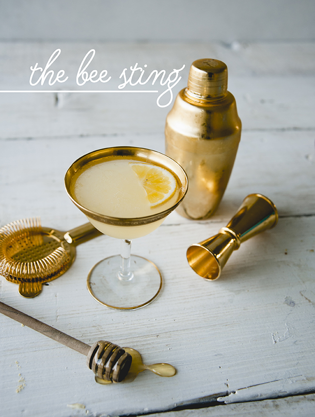 THE BEE STING // THE KITCHY KITCHEN