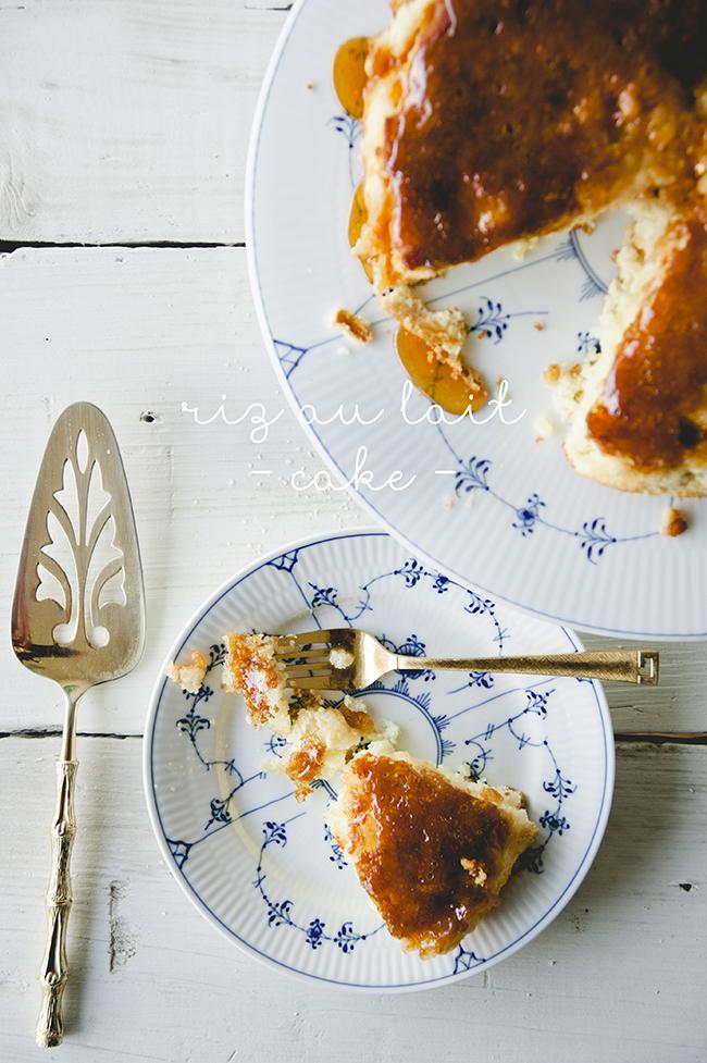 RIZ AU LAIT CAKE // THE KITCHY KITCHEN