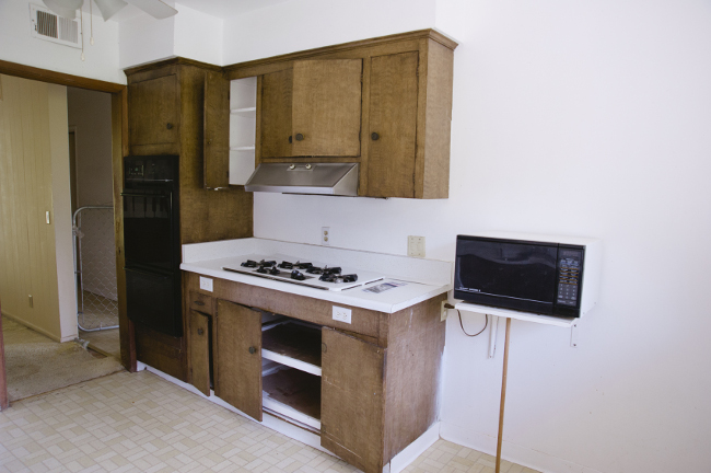 MY NEW KITCHEN: BEFORE AND AFTER // SPONSORED BY FRIGIDAIRE
