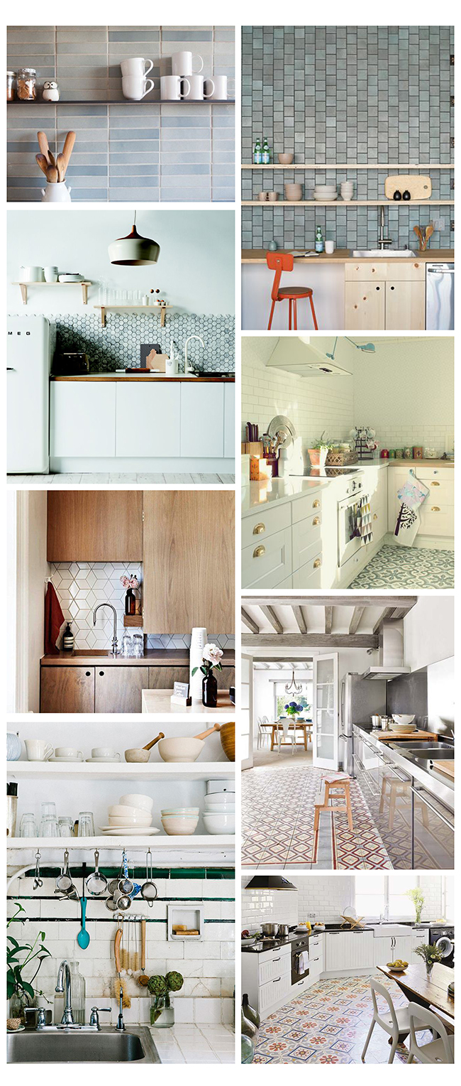 TILE: MY CURRENT DESIGN OBSESSION - The Kitchy Kitchen