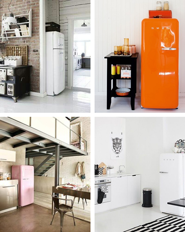 Superieur KITCHEN COVET: SMEG