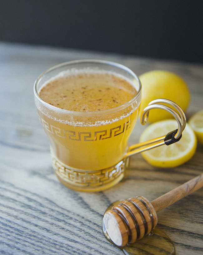 HOT TODDY // The Kitchy Kitchen