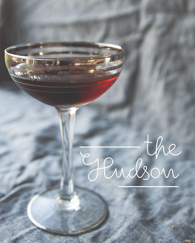 THE HUDSON // The Kitchy Kitchen