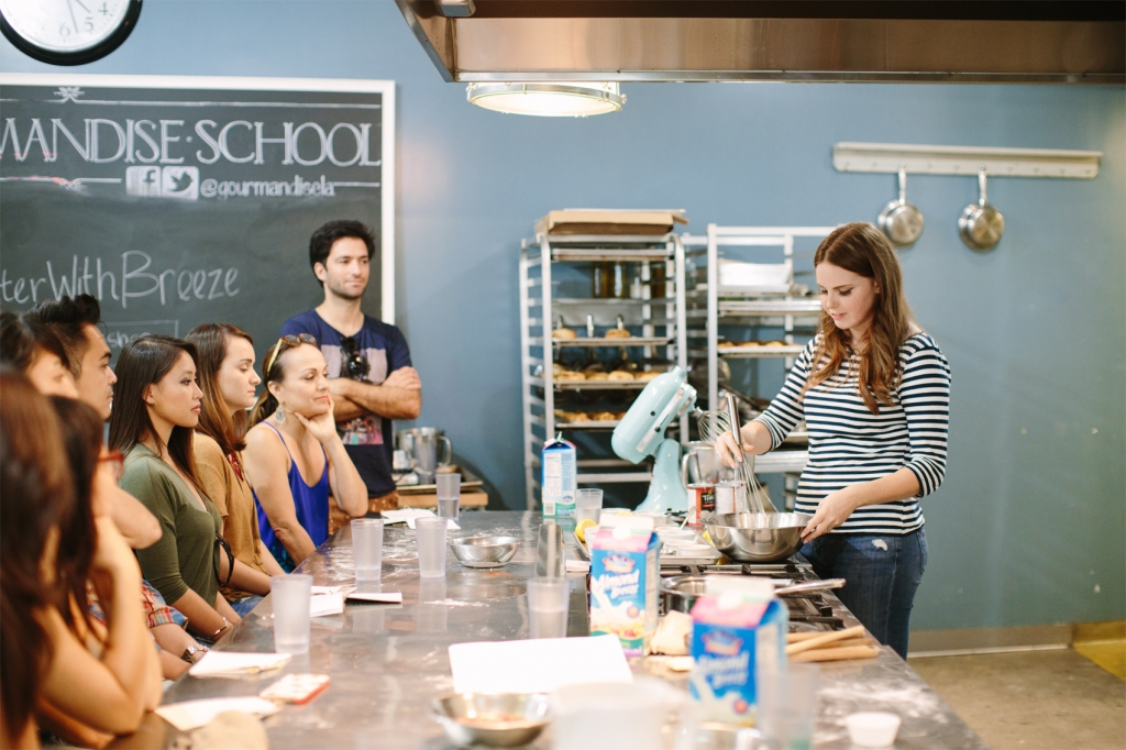 Better with Breeze Workshop // The Kitchy Kitchen