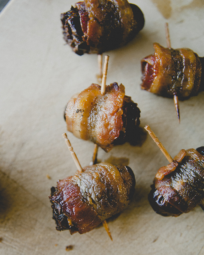 DEVILS ON HORSEBACK // The Kitchy Kitchen