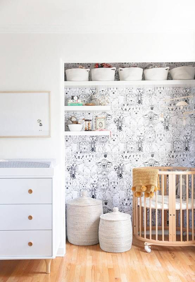 BABY INSPIRATION // THE KITCHY KITCHEN